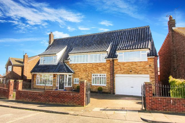 Thumbnail Detached house for sale in The Broadway, Tynemouth, Newcastle Upon Tyne