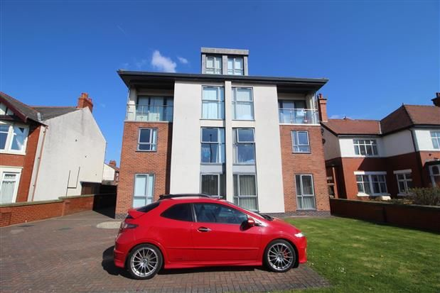 Thumbnail Flat to rent in 668 Lytham Road, Blackpool