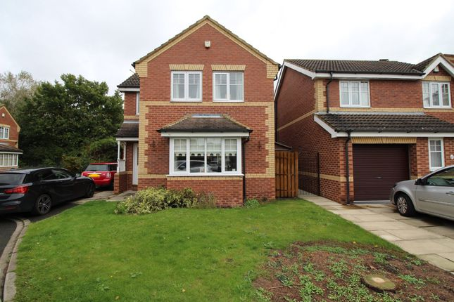 Thumbnail Detached house for sale in Windsor Court, Dunsville, Doncaster, South Yorkshire