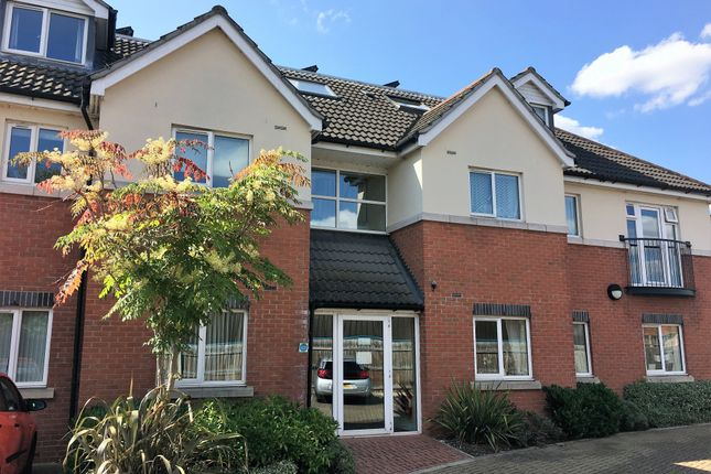 Thumbnail Flat for sale in Rosebery Avenue, Melton Mowbray