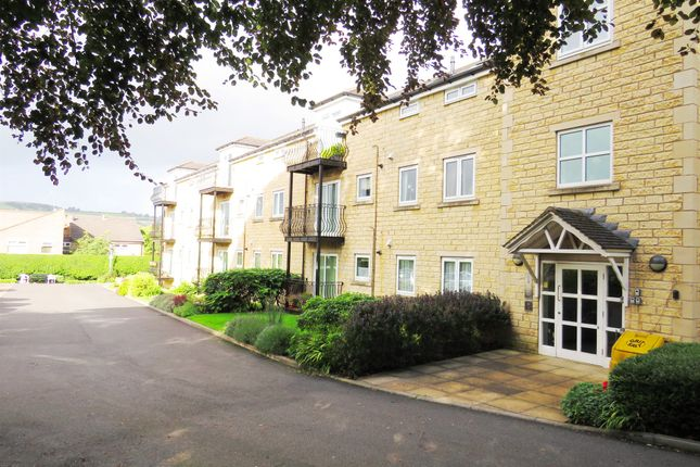 Thumbnail Penthouse for sale in Jim Laker Place, Saltaire, Shipley