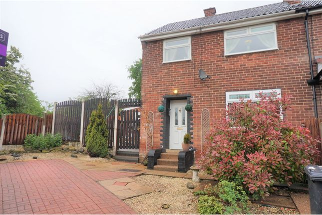 Thumbnail Semi-detached house for sale in Wynmoor Crescent, Barnsley