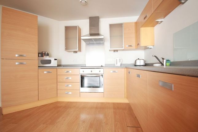 Thumbnail Flat for sale in Well Presented Apartment, Hall Street, Jewellery Quarter