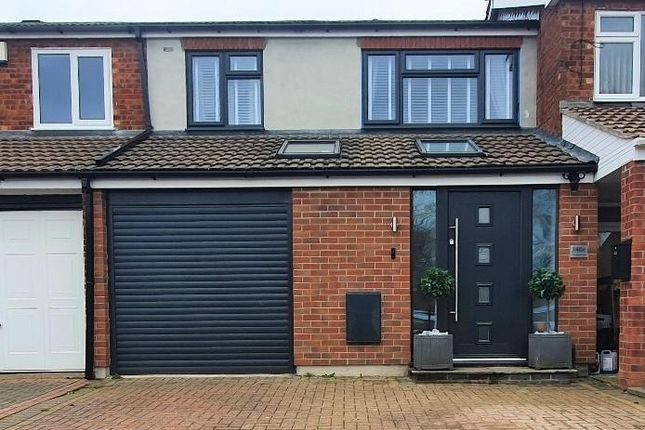 Thumbnail Terraced house for sale in Dorchester Way, Clifford Park, Coventry
