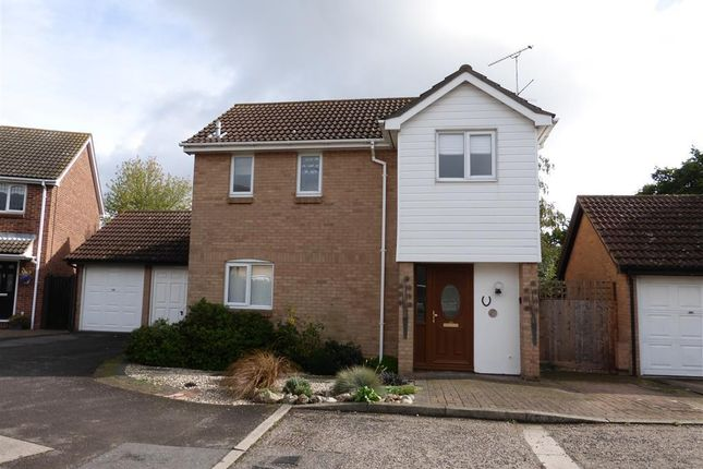 Thumbnail Detached house to rent in Limbourne Drive, Heybridge, Maldon