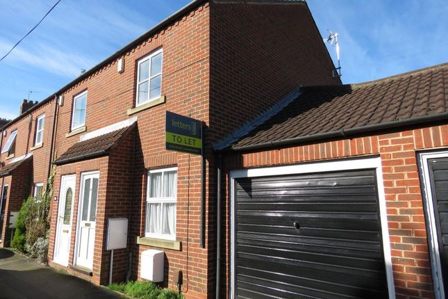 Thumbnail Terraced house to rent in Haughton Road, York