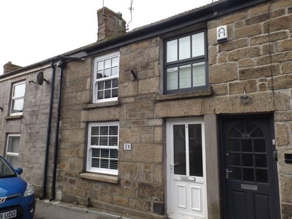 Thumbnail Terraced house for sale in Praze, Camborne, Cornwall