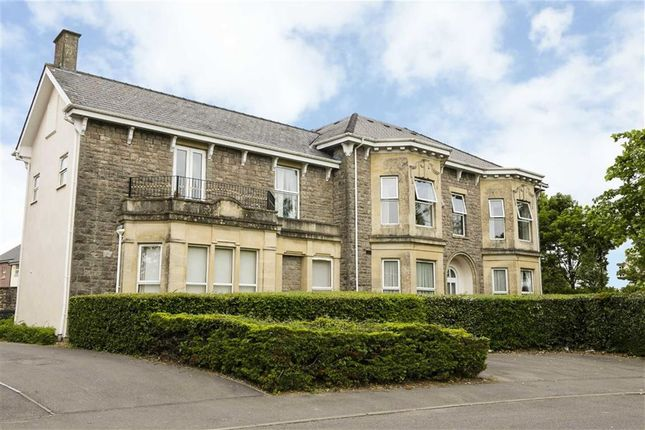Thumbnail Flat for sale in Larkfield House, Chepstow, Monmouthshire