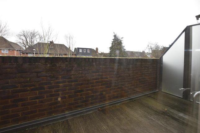 Balcony of Juniper Close, Wembley HA9