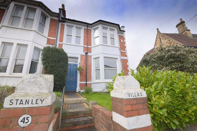 Thumbnail End terrace house for sale in High Street, Westbury-On-Trym, Bristol