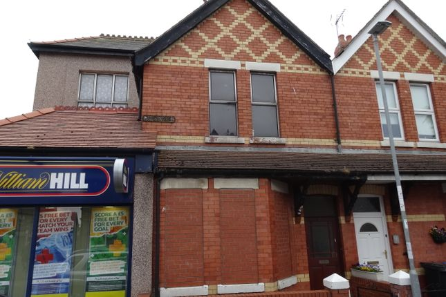 Thumbnail Property for sale in Palace Avenue, Rhyl