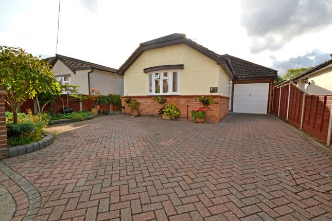 Thumbnail Detached bungalow for sale in Westlake Avenue, Bowers Gifford, Basildon