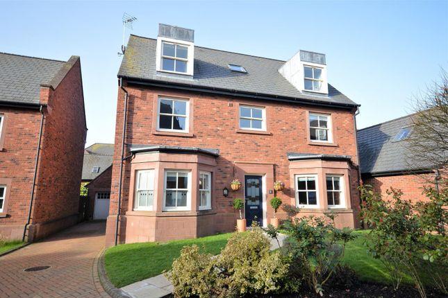 Thumbnail Detached house for sale in Boddington Drive, Grappenhall Heys, Warrington