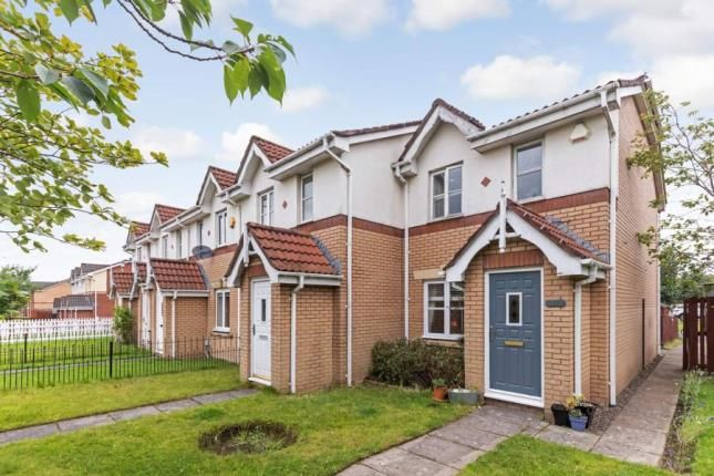 Thumbnail End terrace house for sale in Springhill Farm Road, Springhill, Baillieston, Glasgow