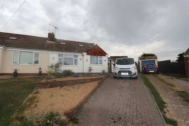Thumbnail Semi-detached bungalow to rent in Minster Close, Polegate, East Sussex