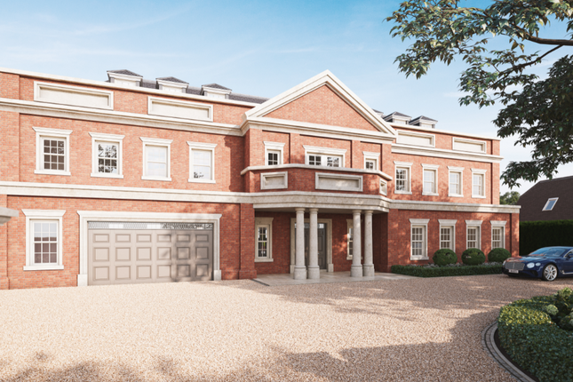 Thumbnail Detached house for sale in Leys Road, Oxshott