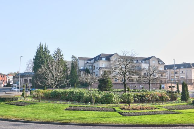 Thumbnail Flat for sale in Mains Avenue, Giffnock, Glasgow