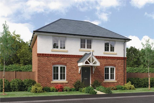 "Thumbnail Detached house for sale in ""Ingleby"" at Bidavon Industrial Estate, Waterloo Road, Bidford-On-Avon, Alcester"