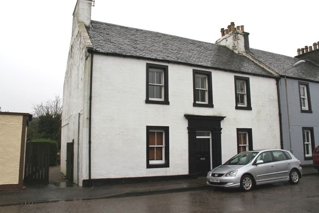 Thumbnail Maisonette for sale in Union Street, Lochgilphead