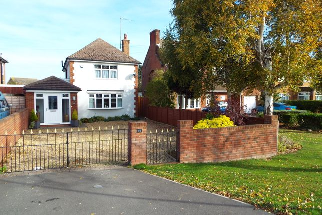 Thumbnail Detached house for sale in Gipsy Lane, Irchester, Northamptonshire