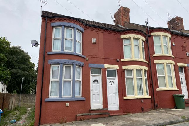 Thumbnail Property to rent in New Street, Wallasey