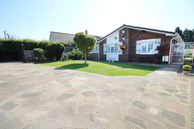 Thumbnail Detached bungalow for sale in Green Lane, Staines