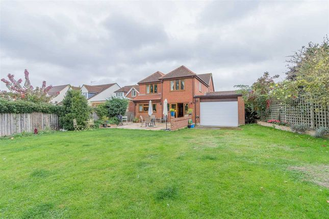 Thumbnail Detached house for sale in The Briars, Nursery Road, Nazeing