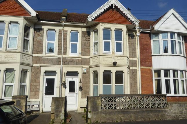 Thumbnail Flat to rent in Kensington Road, Weston-Super-Mare