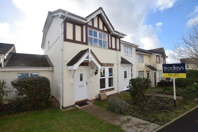 Thumbnail Semi-detached house to rent in Cotehele Drive, Paignton, Devon