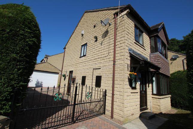 Thumbnail Detached house for sale in Bracken Hill Drive, Bradford