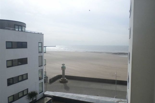 Thumbnail Flat for sale in Meridian Bay, Trawler Road, Swansea