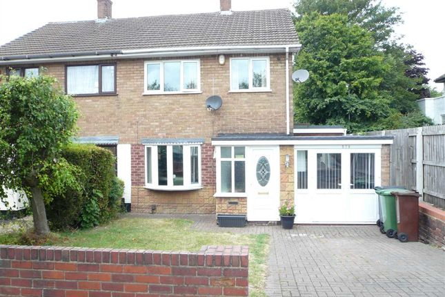 Thumbnail Semi-detached house for sale in Cannock Road, Fallings Park, Wolverhampton
