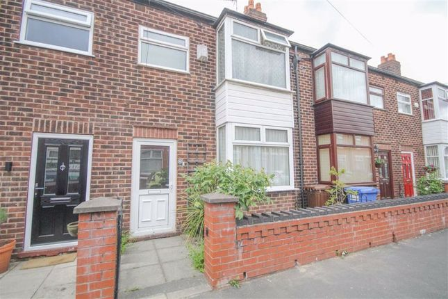 3 bed terraced house for sale in Melbourne Street, Stockport, Cheshire SK5