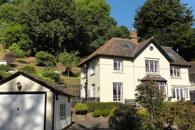 Thumbnail Detached house for sale in Redway, Porlock, Minehead, Somerset