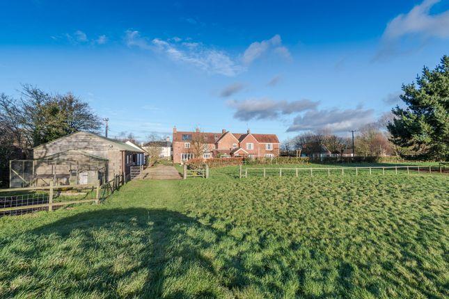 Thumbnail Semi-detached house for sale in Greenway, Tockenham, Swindon