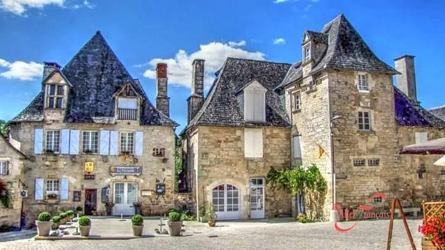 Thumbnail Commercial property for sale in Turenne, Corrèze, 19500, France
