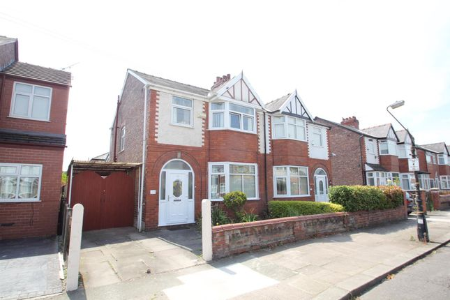Thumbnail Property for sale in Moss Park Road, Stretford, Manchester