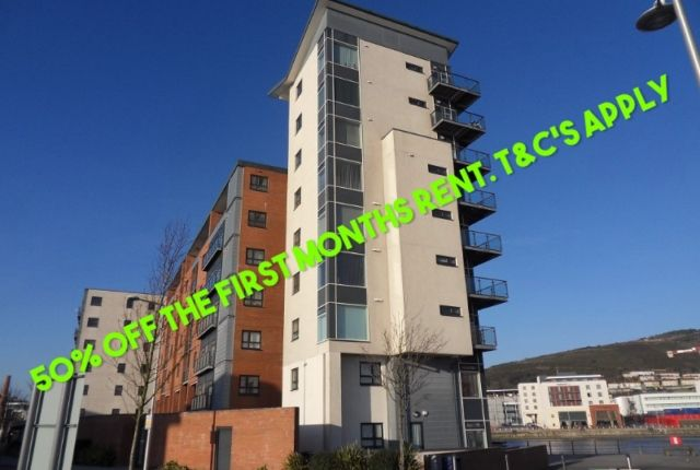 Thumbnail Property to rent in Kings Road, Swansea