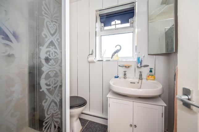 Shower Room of Finborough Road, Walton, Liverpool, Merseyside L4