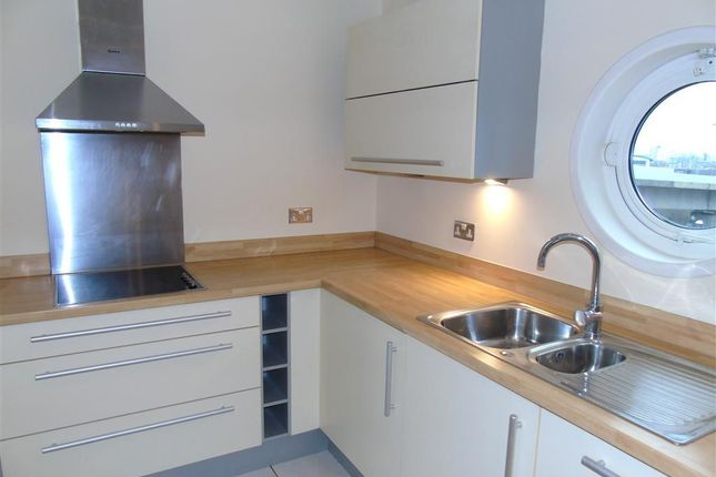 Thumbnail Flat to rent in Beatrix House, Victoria Wharf, Watkiss Way
