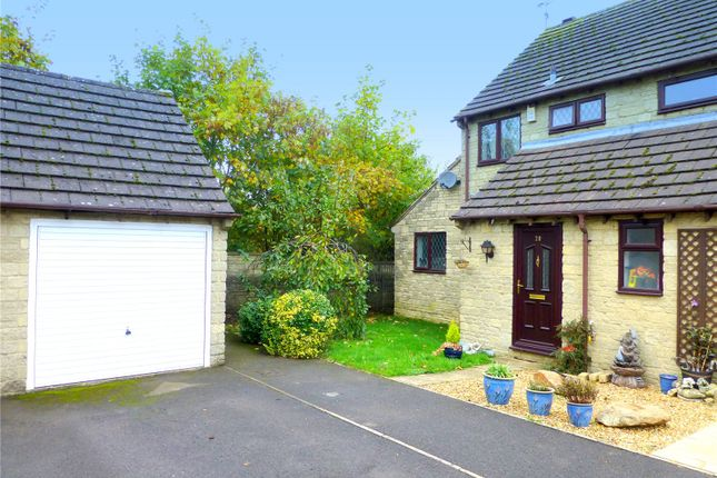Thumbnail End terrace house for sale in The Smithy, Cirencester