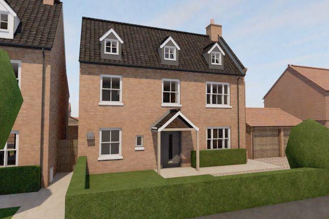 Thumbnail Detached house for sale in Walsingham Road, Binham, Fakenham