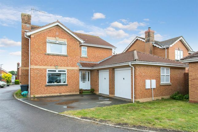 Thumbnail Detached house for sale in Heron Gardens, Portishead, Bristol