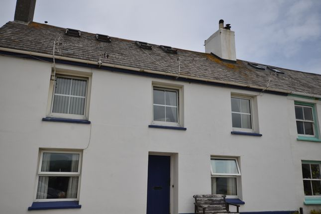 Thumbnail Flat for sale in Harbour Terrace, Portreath