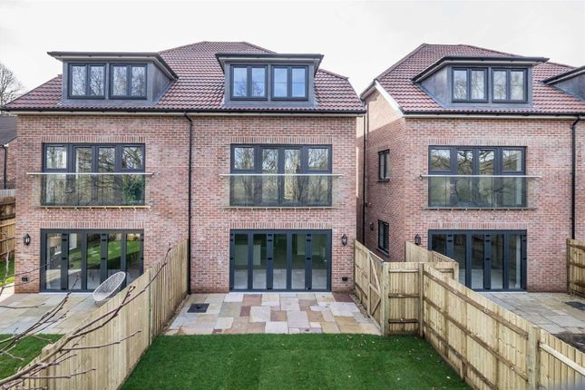 Thumbnail Semi-detached house for sale in Downsview, Croft Road, Westerham