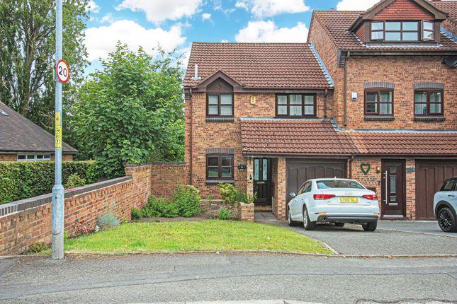 Thumbnail Mews house to rent in Oak Wharf Mews, Birchdale Road, Appleton, Warrington