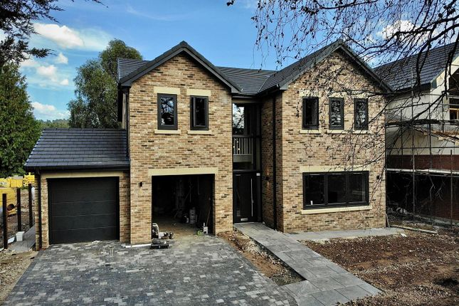 Thumbnail Detached house for sale in Sunderland Road, Wolviston, Billingham