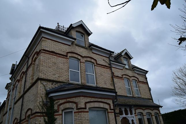 Thumbnail 1 bed property to rent in Beech Hill Ashleigh Road, Barnstaple