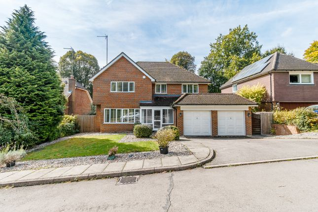 Thumbnail Detached house for sale in Haywood Park, Chorleywood, Rickmansworth