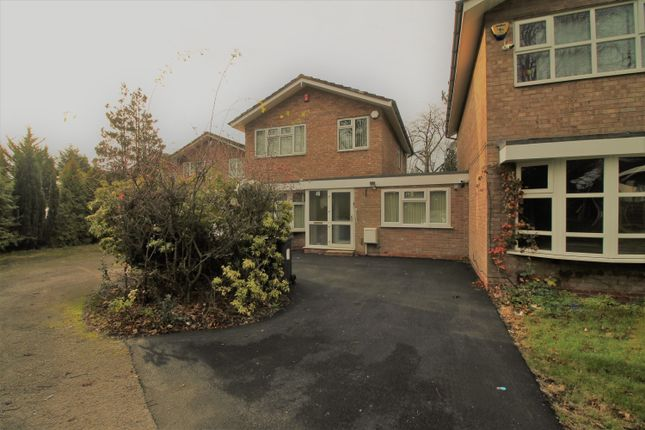 5 bed detached house for sale in Hamstead Hill, Handsworth Wood, Birmingham B20